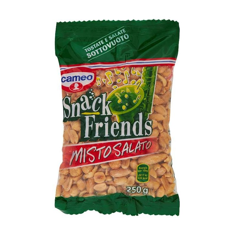 cameo Snack Friends Misto...