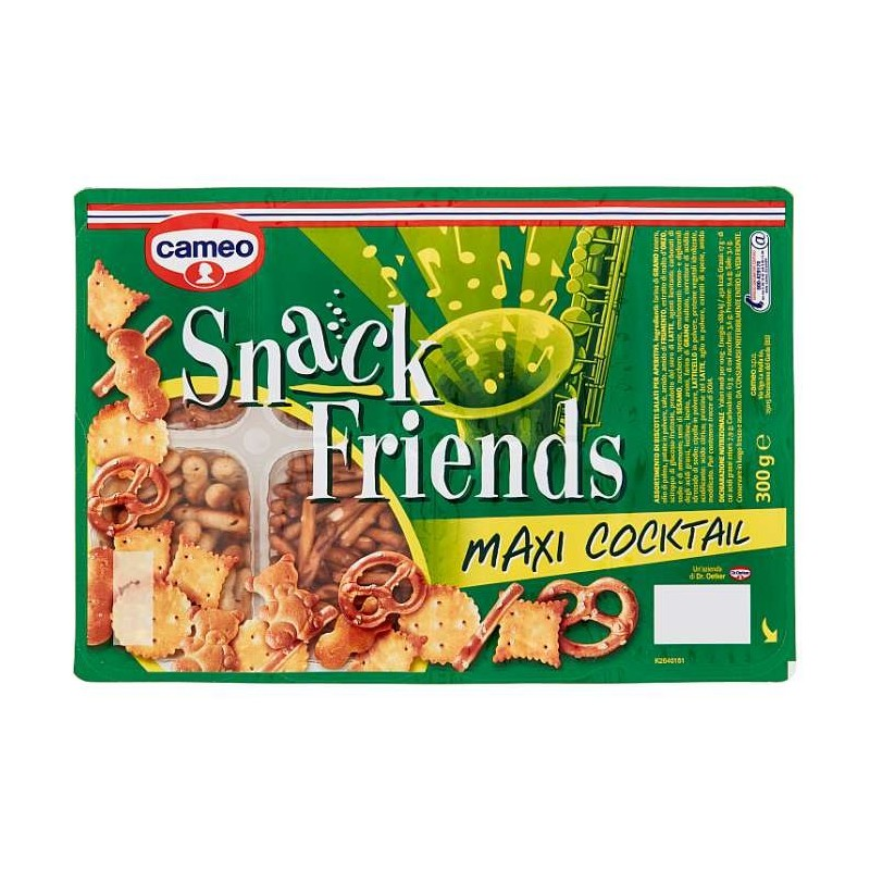 cameo Snack Friends Maxi...