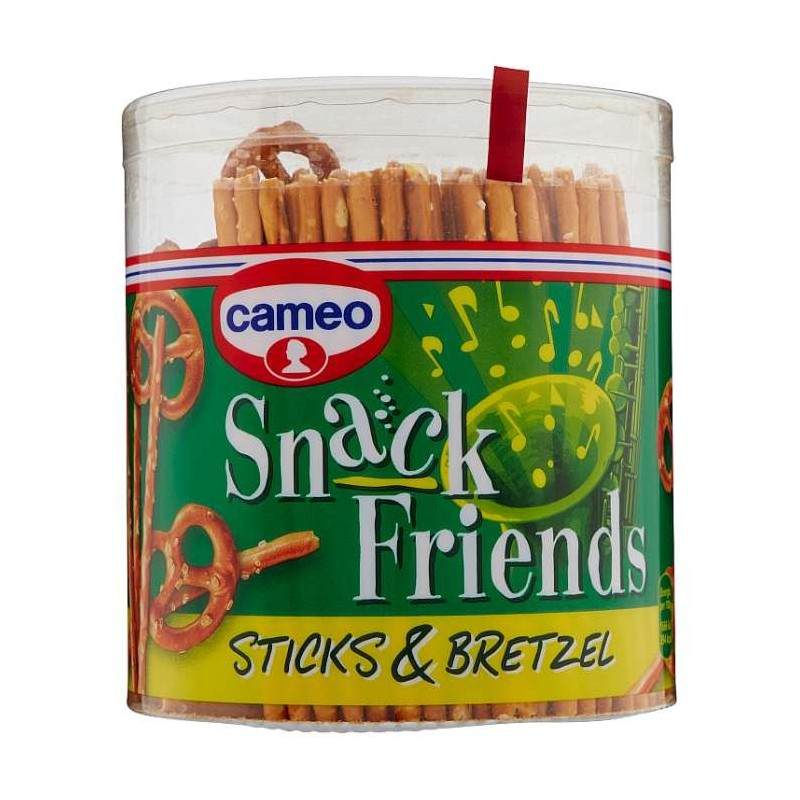 cameo Snack Friends Sticks...