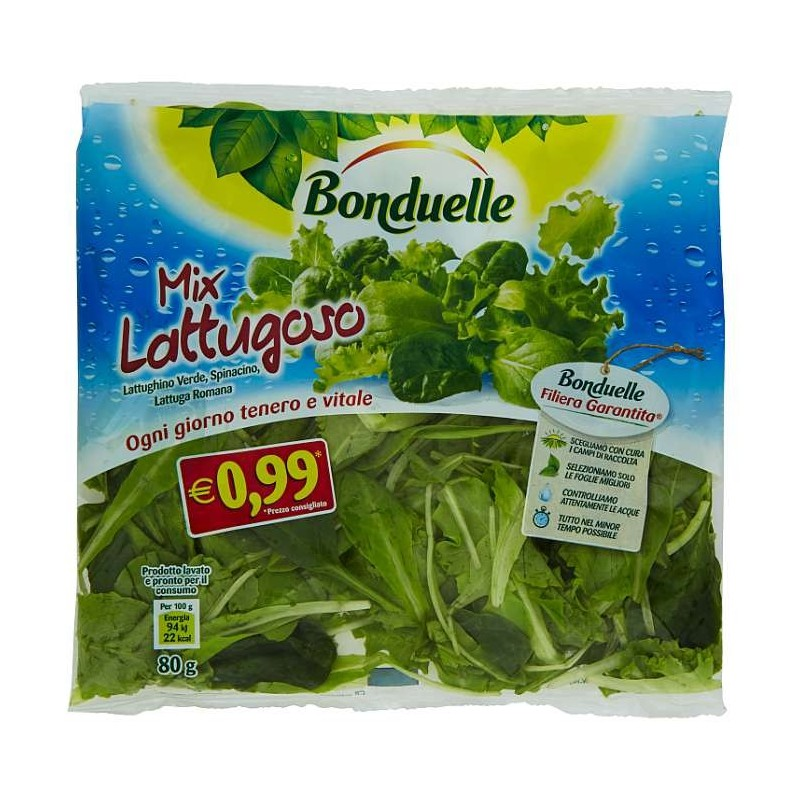 Bonduelle Mix Lattugoso 80 g