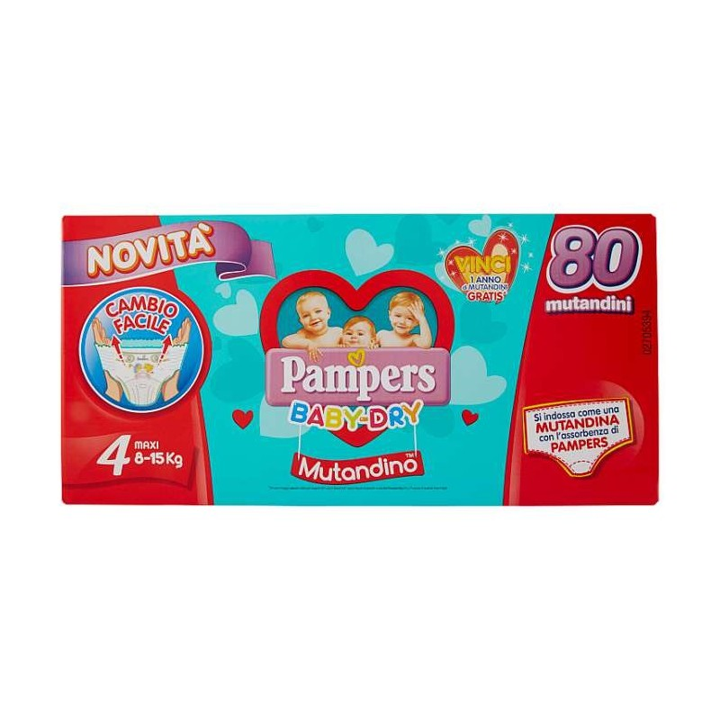 Pampers Baby-Dry Special...