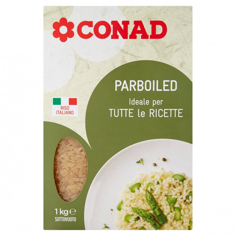Conad Riso Parboiled 1 kg