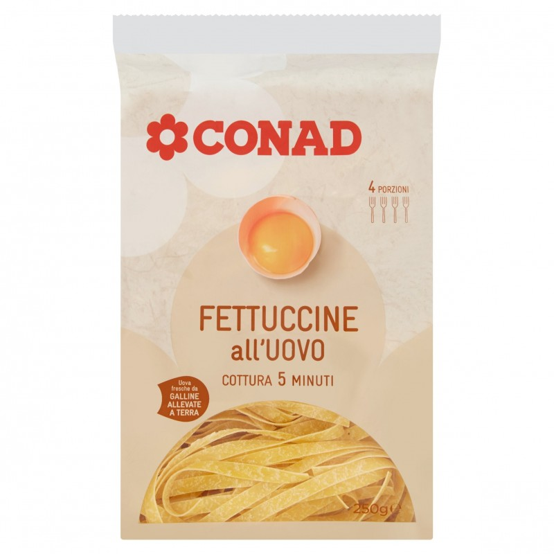 Conad Fettuccine all'Uovo...
