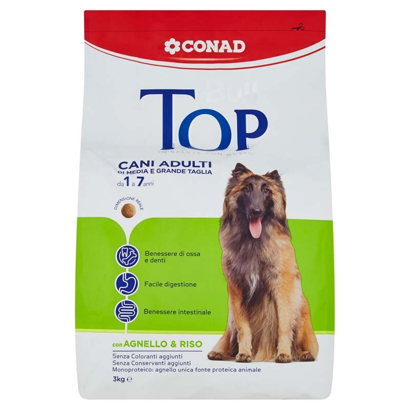 Conad BULL Top Cani adulti...