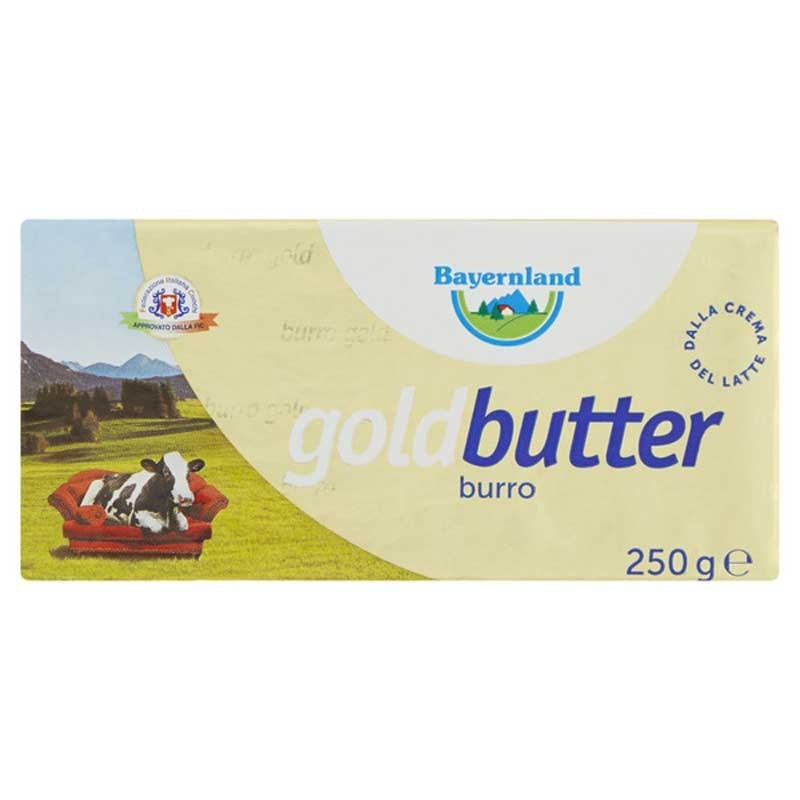 "BURRO GOLDBUTTER Gr250""BAYER"""